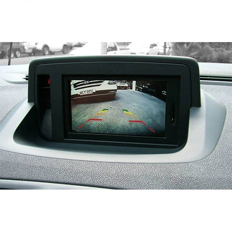 interface video renault tomtom