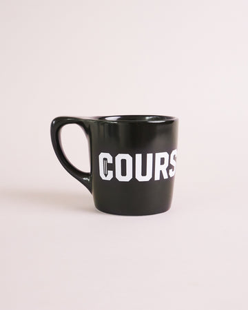 Logo Mug 10 oz. - Black