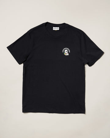 Required Reading Tee - Black