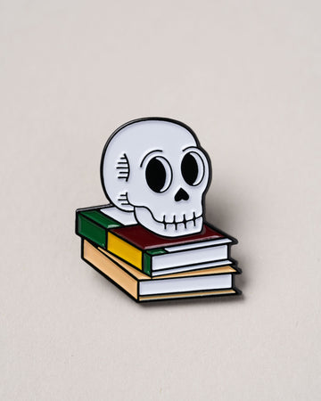 Required Reading Pin