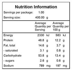 Preserved-Lemon-Chicken-Nutritional-Information