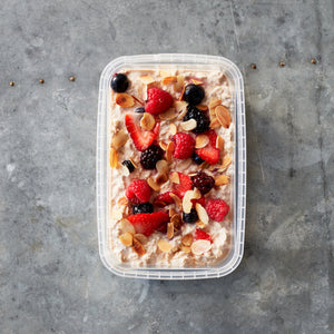 Overnight Oats - Macrobite