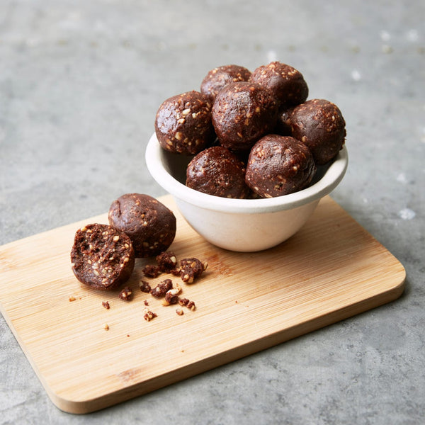 Snikkers Protein Balls - Macrobite