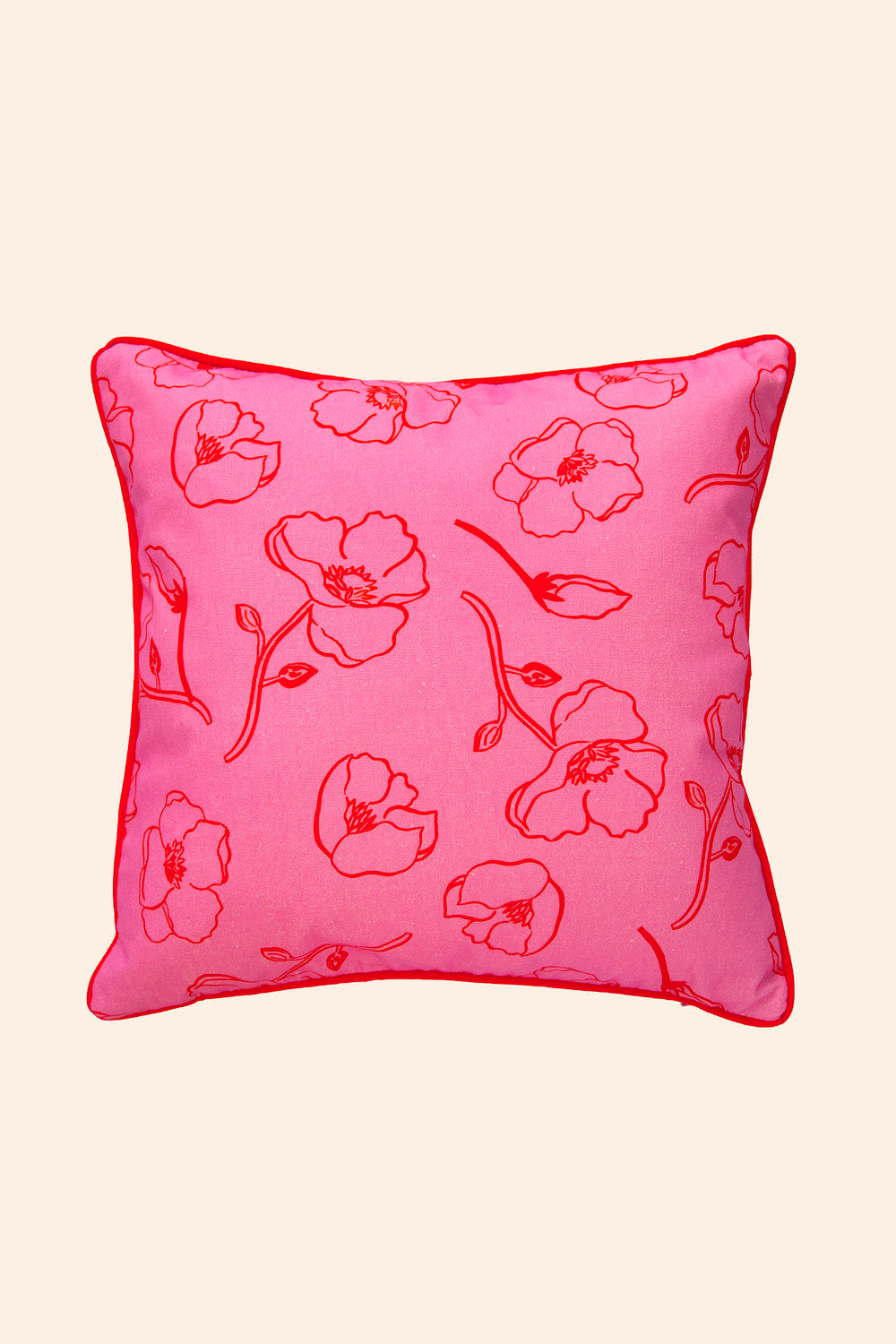 Orange Blossom cushion - AEIBE