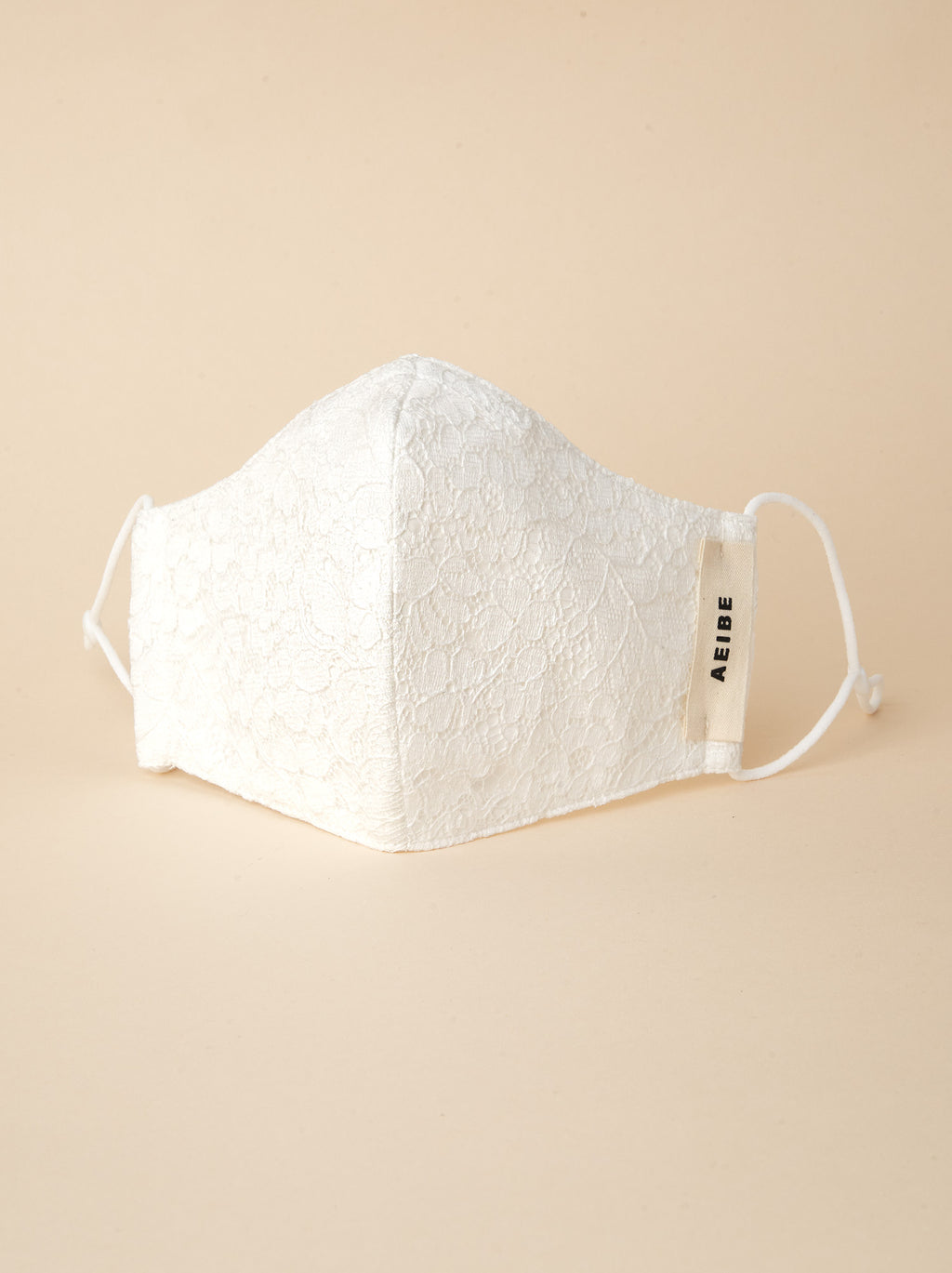 [LIMITED EDITION] 4Ply Filtered face mask, English Lace - AEIBE