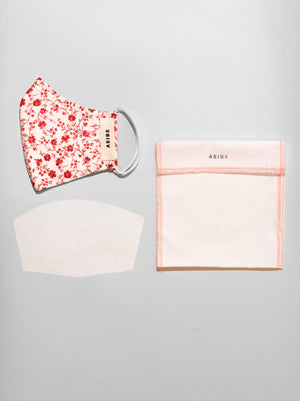3Ply Filtered Face Mask, Cherry Tree Street - AEIBE