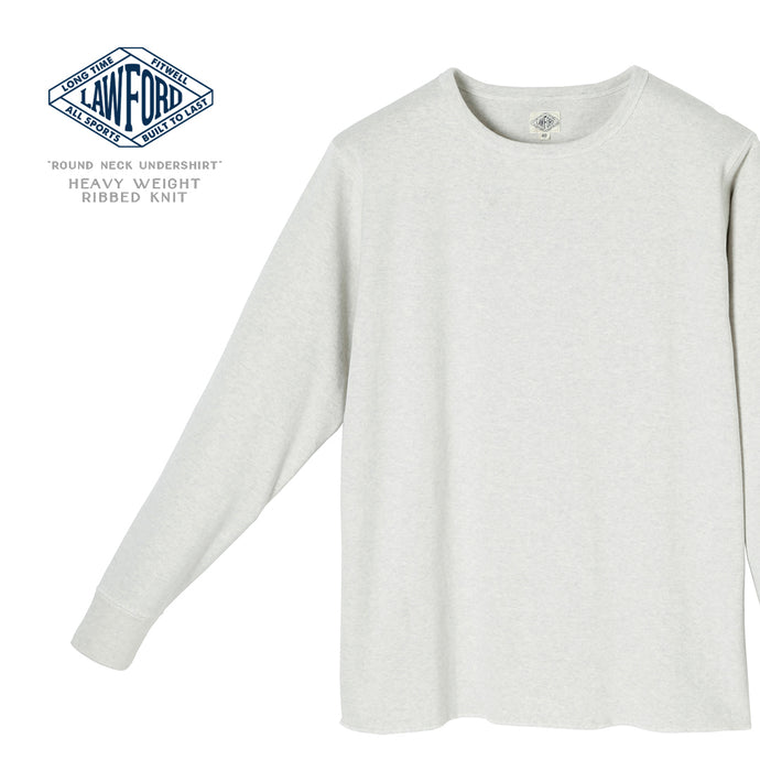 "LAWFORD""Round Neck Undershirt"""