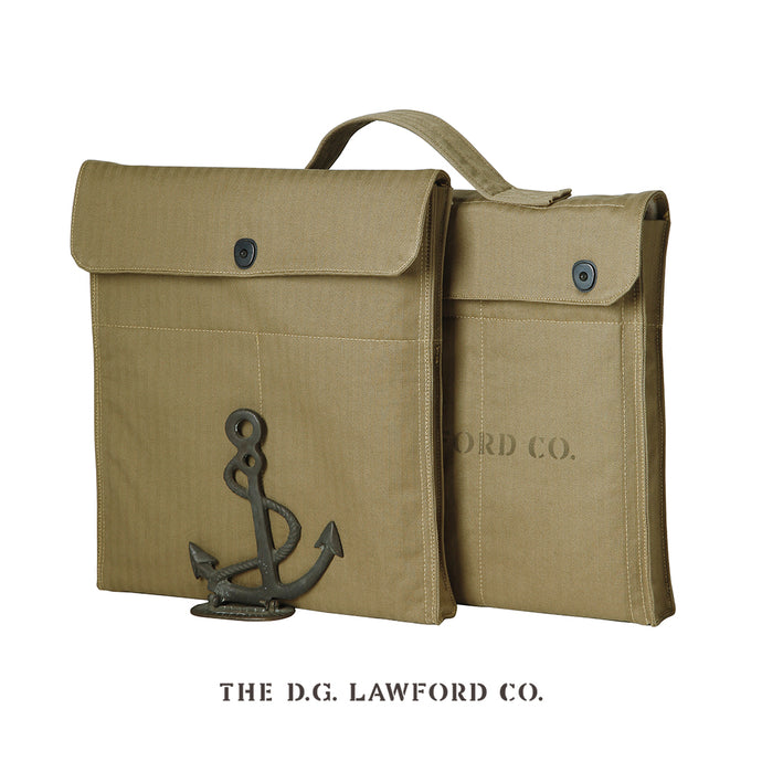 "LAWFORD ""Breefy Bag"" , ""Bank Bag"""