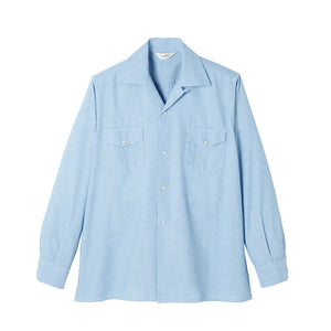 Tonk Open Shirt
