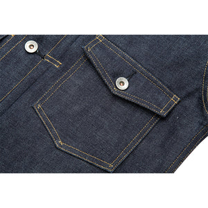 Lot.203 One Pocket Denim Jacket