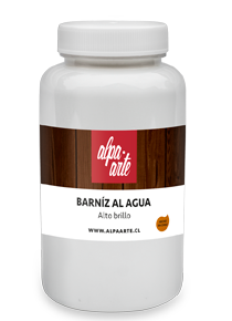 Barniz Alto Brillo 250 ml