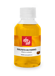 Sulfato de Fierro 100 ml