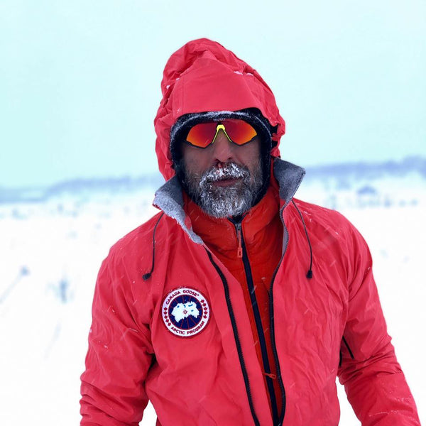 KapiK1 Expedition Co-Founder and Guide Stefano Gregoretti