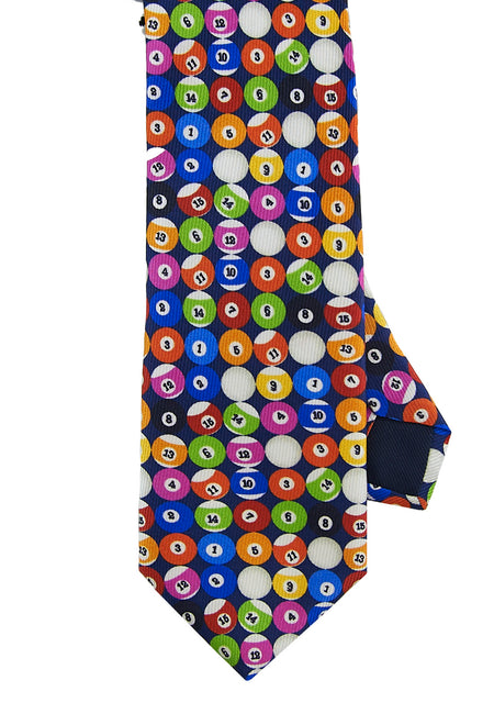 Multi novelty tie - 109-15