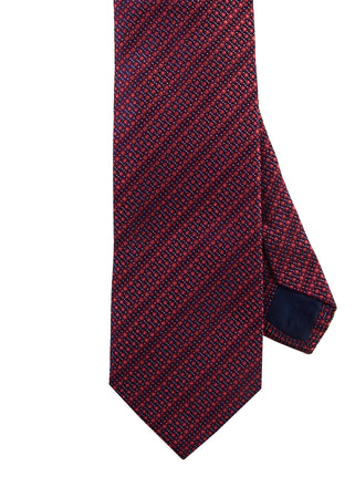 Pink solid dot tie - 1191340