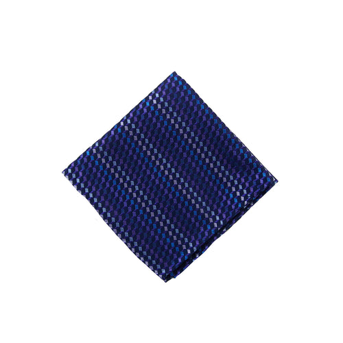Purple neat pocket square - 4555 Swatch