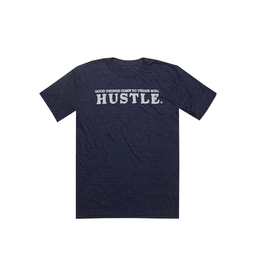 Hustle embroidered t-shirt Swatch