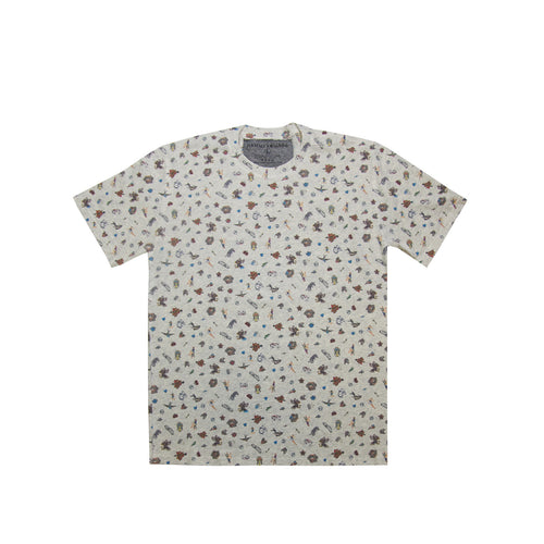 Flash Art Sublimation t-shirt Swatch