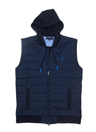 Sago Hooded Vest