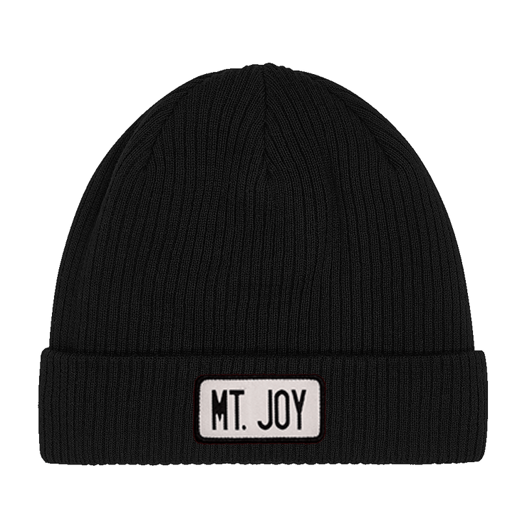 Mt. Joy Patch Beanie