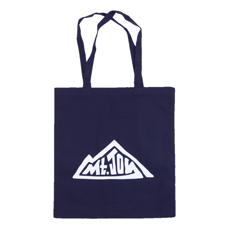 Mountain Tote Bag (Navy)