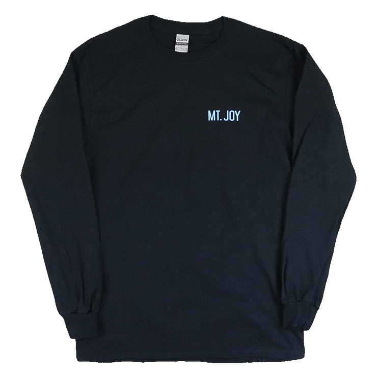 Rearrange Us Longsleeve (Black)