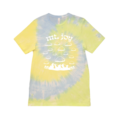 Mountain Tie Dye T-Shirt
