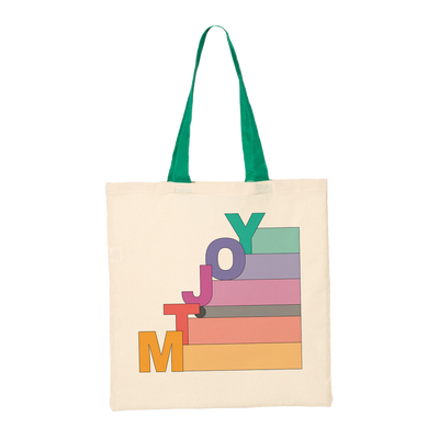 Mt. Joy VHS Tote Bag (Natural)