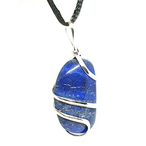 Lapis Lazuli Gemstone Necklace - Our Chakras
