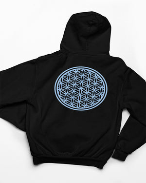 Flower of Life Hoodie - Our Chakras