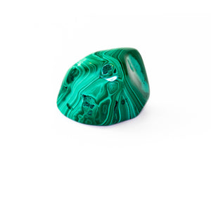 Malachite Polished Tumblestone - Our Chakras