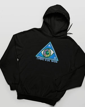 Third Eye Wide Hoodie - Our Chakras