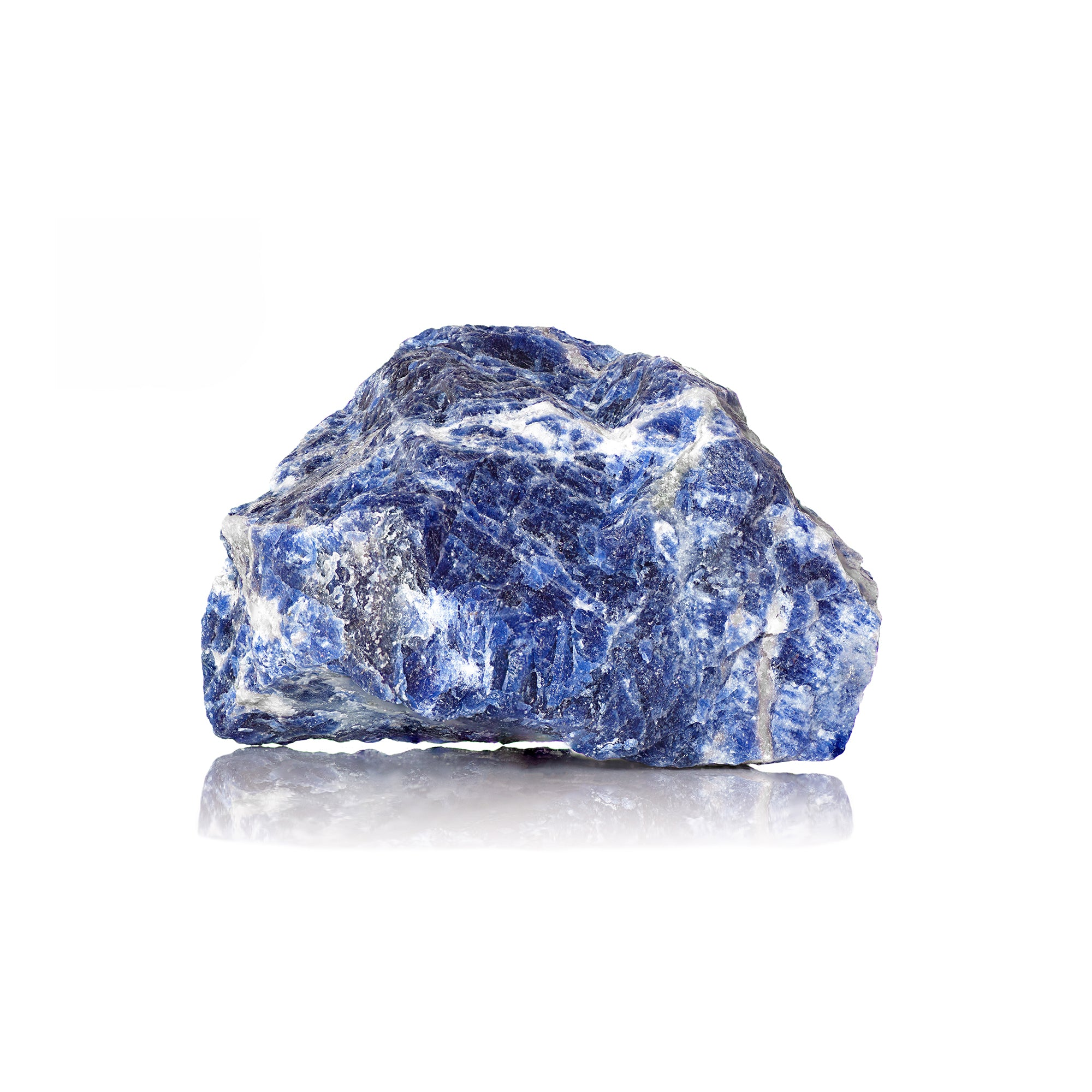Sodalite Rough Crystal - Our Chakras
