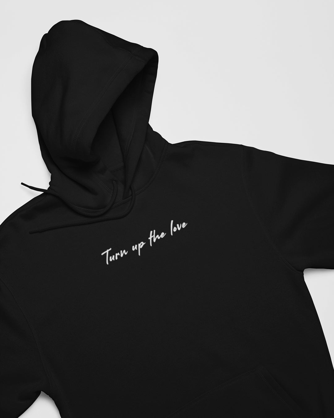 Turn Up The Love Hoodie - Our Chakras
