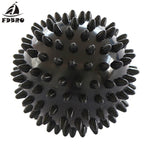 FDBRO Fitness PVC Hand Massage Ball PVC Soles Hedgehog Sensory Training Grip the Ball Portable Physiotherapy Ball 6.5 Free Ship