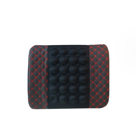 Lumbar Cushion Coussin Auto red