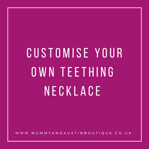 Customise your own Necklace - mummyandaustinboutique