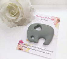 Load image into Gallery viewer, Elephant | Various colours Teether Toy - mummyandaustinboutique