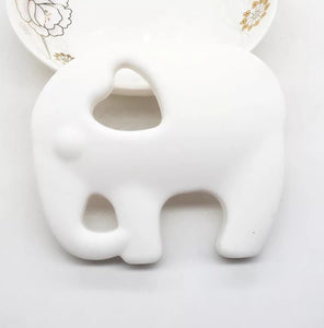 Elephant | Various colours Teether Toy - mummyandaustinboutique