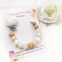 Load image into Gallery viewer, Neutral Collection | Dummy Clip - mummyandaustinboutique