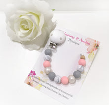 Load image into Gallery viewer, Pebbles Collection | Dummy Clip - mummyandaustinboutique