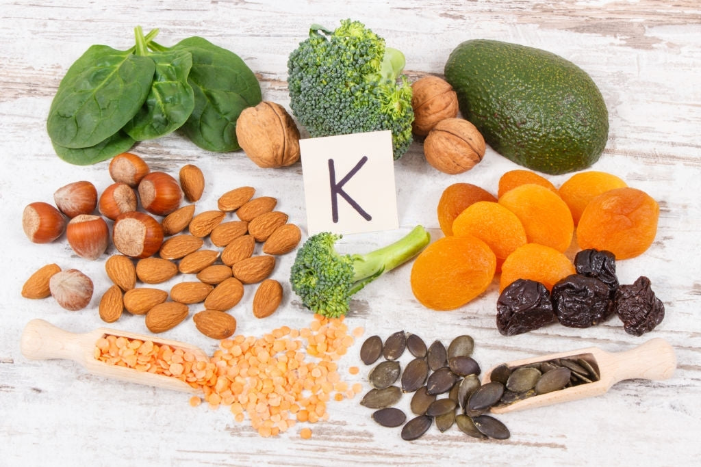 Here's what you need to know about K vitamin