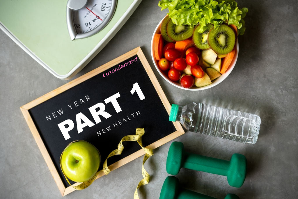 How to set your goals for a weight loss plan 2021 - PART 1
