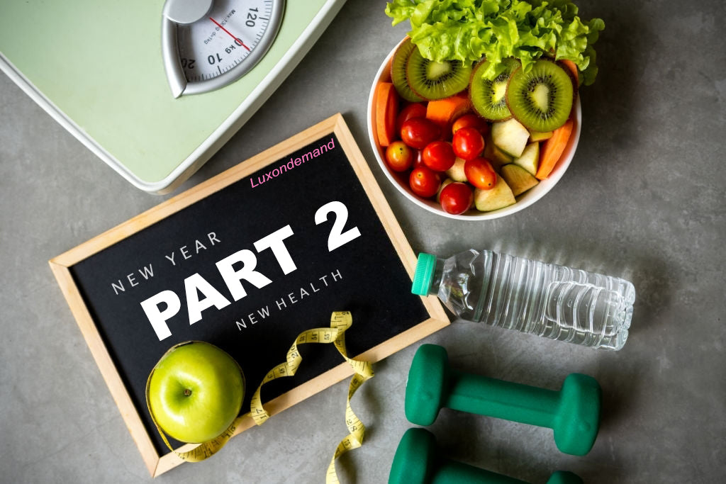 How to set your goals for a weight loss plan 2021 - PART 2