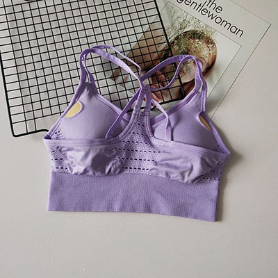 The Lux Energy Sports Bra