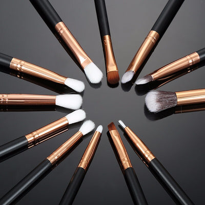 The Lux Makeup Brushes Set