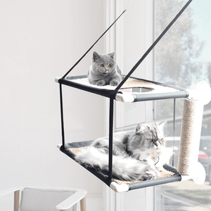 Window Balcony For Cats