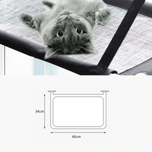 Load image into Gallery viewer, Cat balcony/hammock for Cats' Sunny Seat