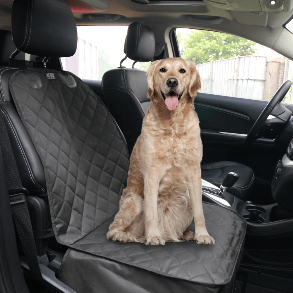 Waterproof, Washable Pet Car Seat Cover For Cars and SUV's