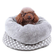 Load image into Gallery viewer, Lovely, Comfy, Cozy Pet Dog or Cat Sleeping Bag